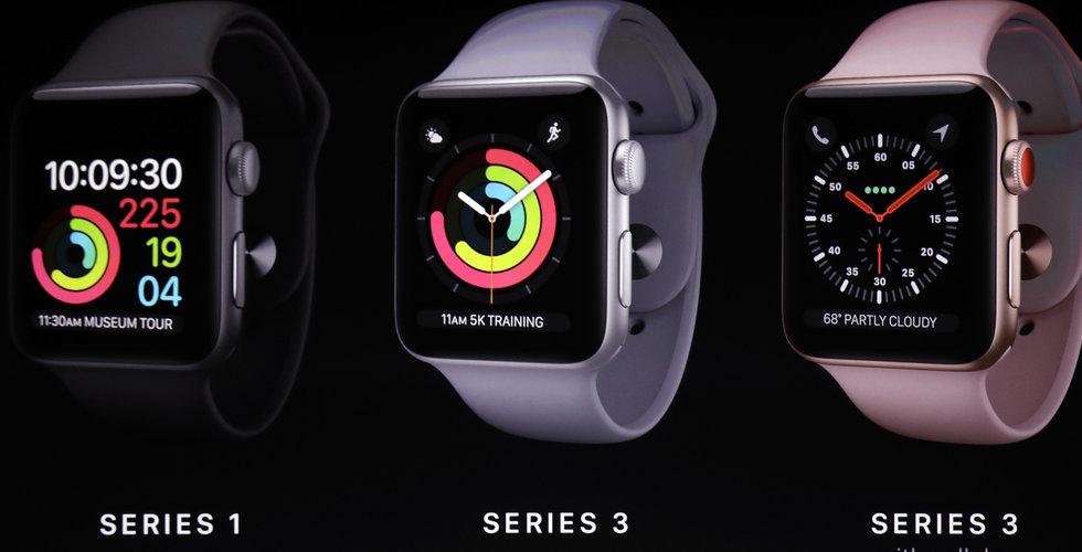 Apple stänger ner sin sista butik för Apple Watch