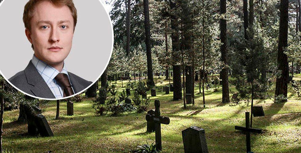 Breakit - Begravningsbyrån Funera tvingas till rekonstruktion – nu lämnar storägaren