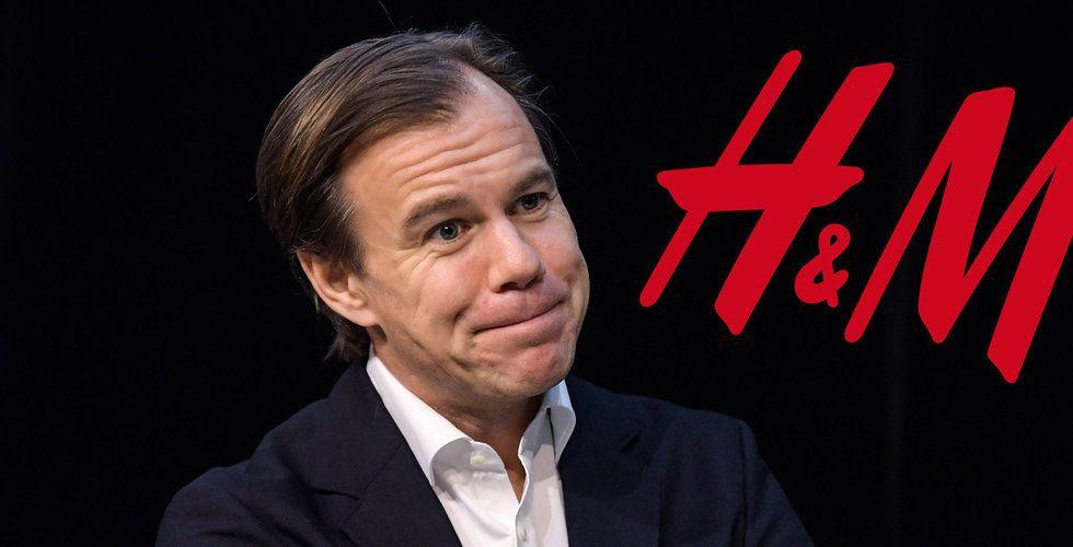 H&M:s resultat sämre än väntat – men stort lyft för e-handeln