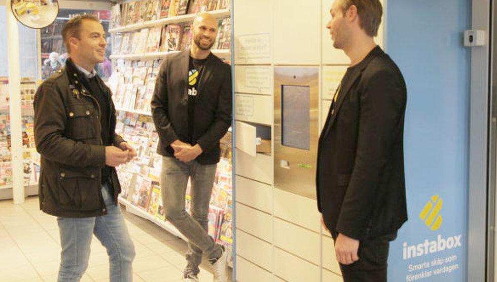 Instabox vill ta upp kampen med Posten – med virtuella adresser