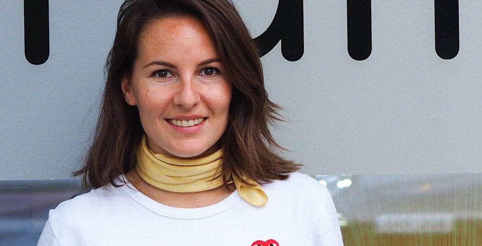 Izettle-avhopparen Hanna Brochs ska få finansveteranens startup att flyga