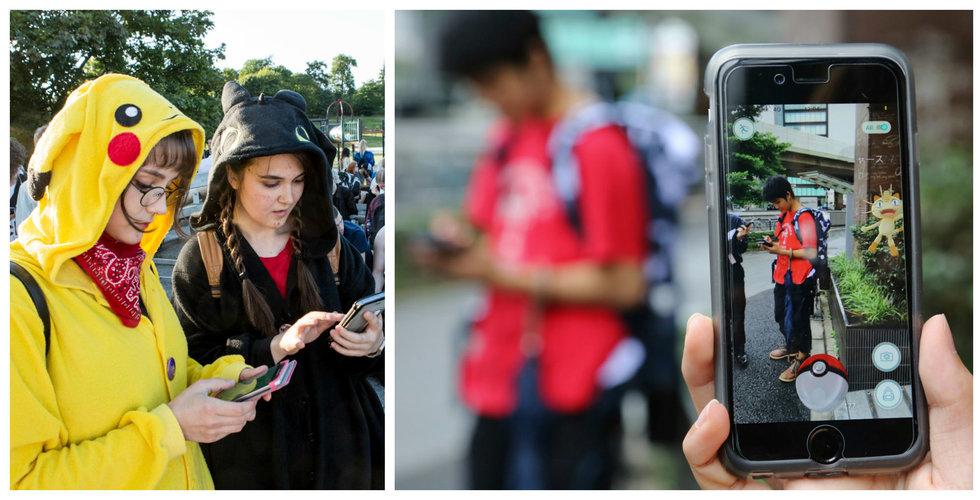 Pokémon Go har nått 1 miljard nedladdningar
