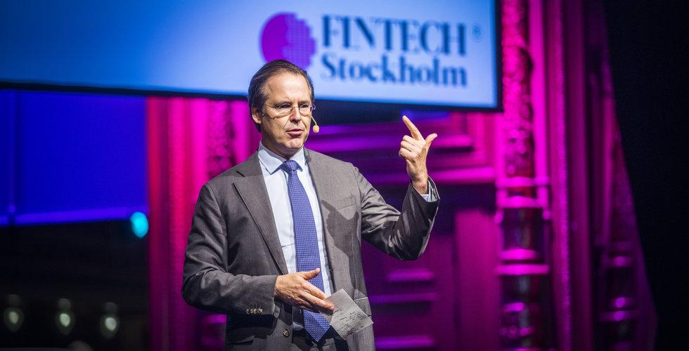 Så stor (eller liten) är Anders Borgs startup-offensiv