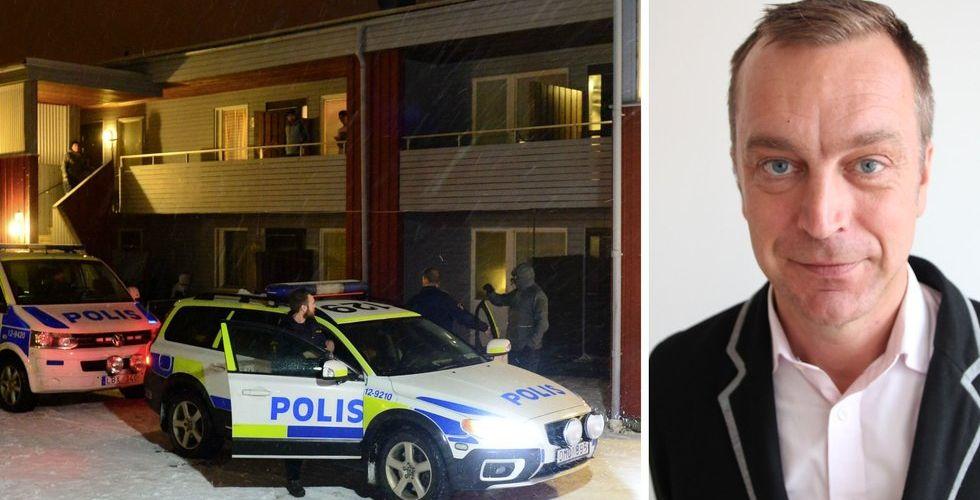 Viggo Cavling: Låt inte terrorn krossa vårt förtroendesystem
