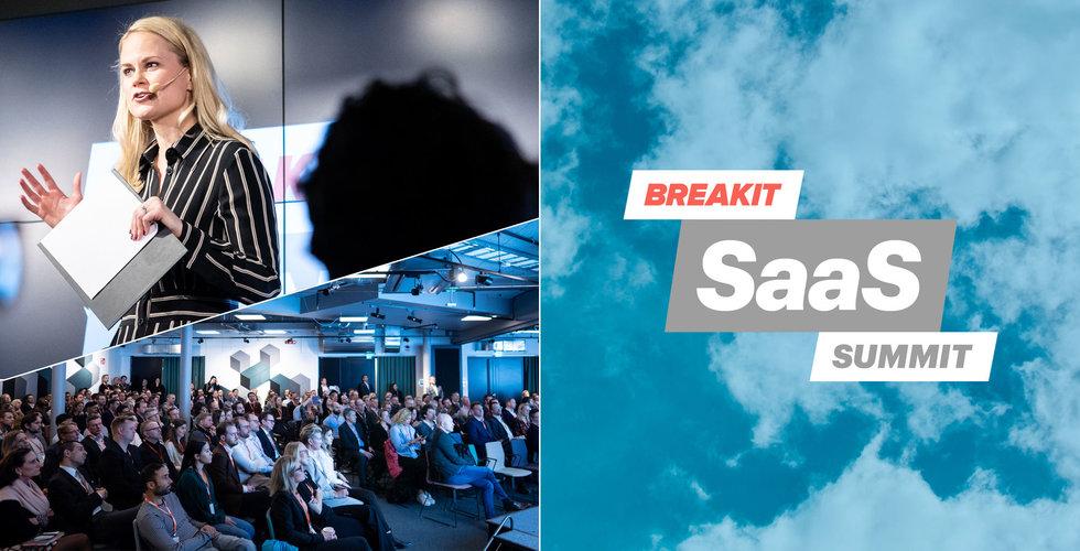 Snart smäller det för Breakit SaaS Summit – du kommer väl?