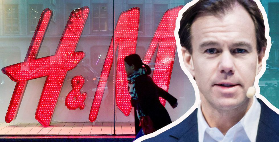 """Breakit - Hemligt program ska slimma H&M: """"Är inte ett sparpaket"""""""