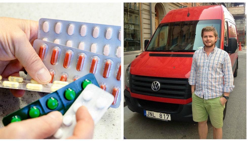 Icas apotek tar hjälp av startups för att leverera mediciner