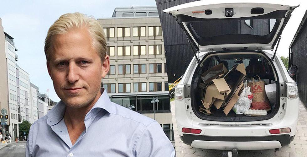 Tiptapp får rätt mot Stockholms stad – får frakta sopor