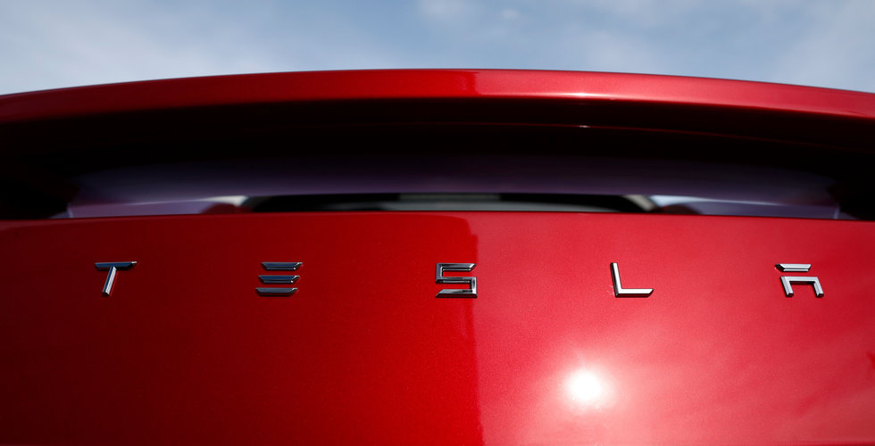 Tesla går starkt efter sin senaste rapport