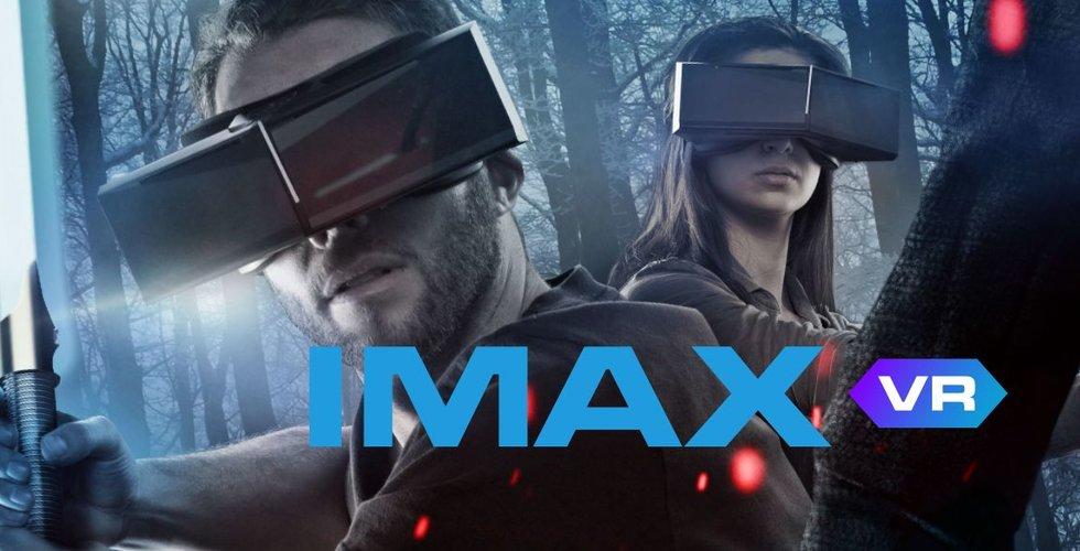 Breakit - Uppgifter: Då lanserar IMAX sin storsatsning på VR