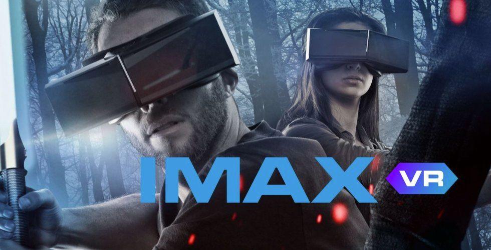 Uppgifter: Då lanserar IMAX sin storsatsning på VR