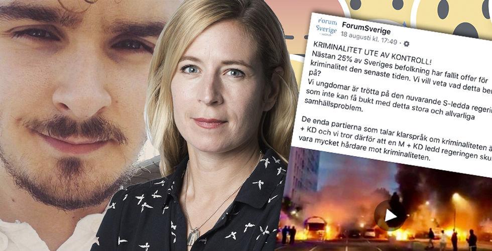 Sveriges ungdomar har ingen framtid