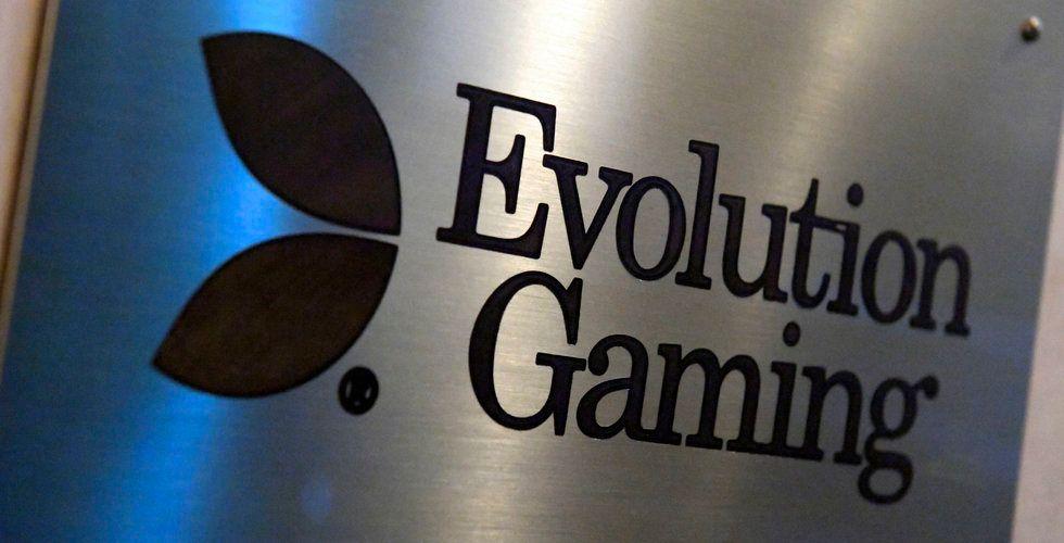 Evolution Gamings rapport var bättre än förväntat i fjärde kvartalet