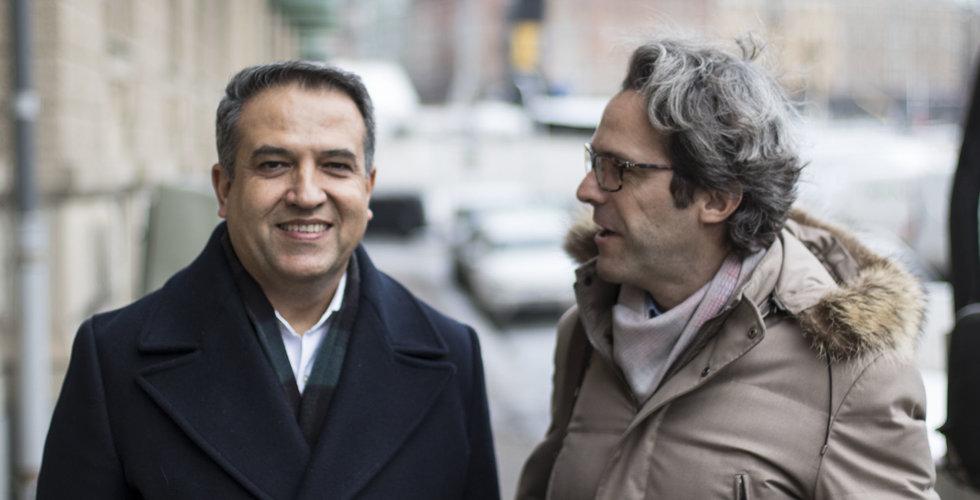 Breakit - Irans största techinvesterare gasar – med pengar från Sverige