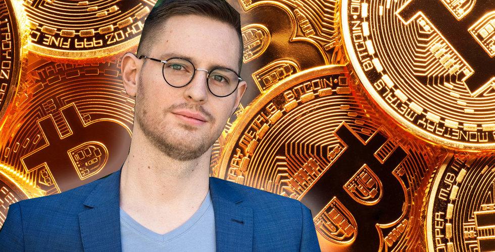 """Bitcoin-priset på nya rekordnivåer: """"Väldigt mycket större intresse"""""""