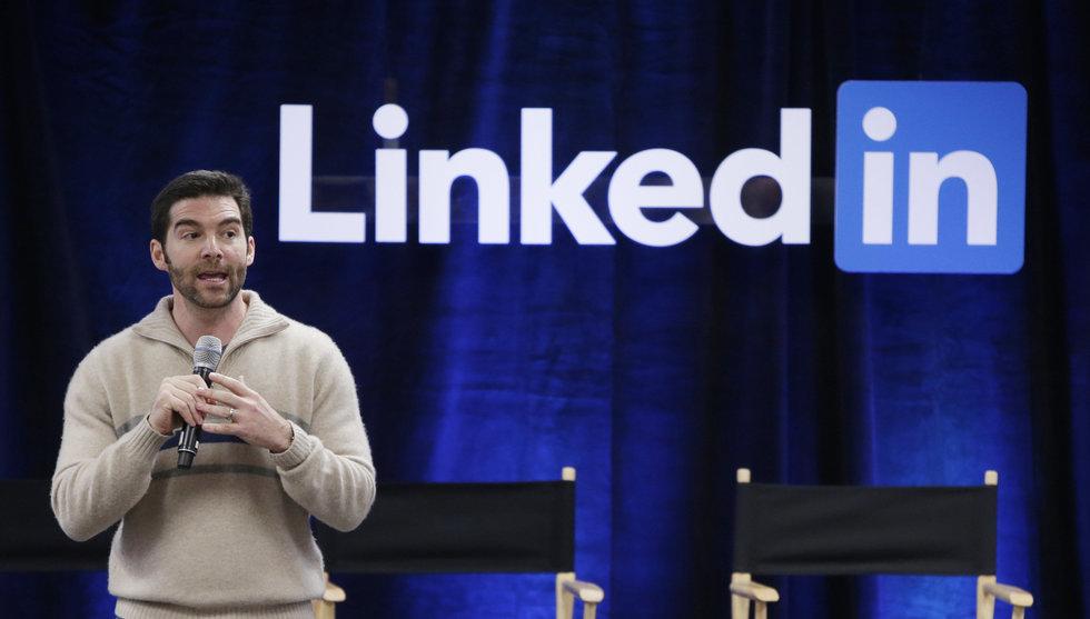 Breakit - Microsoft lägger bud på Linkedin - aktien gör jätterusning