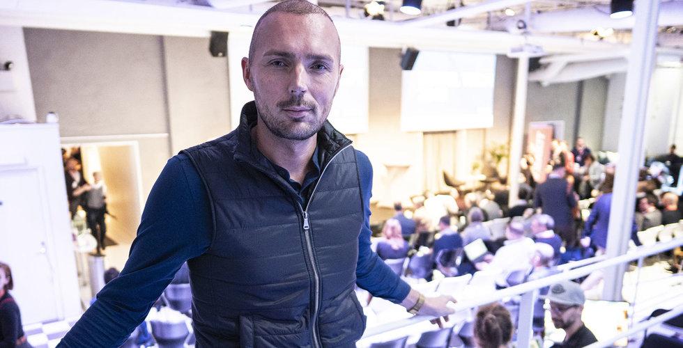 Modekungen Jarno Vanhatapio avslöjar: Nu spränger vi miljardvallen