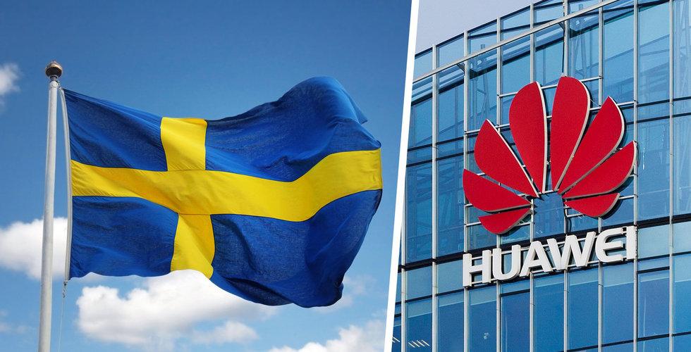 PTS skjuter upp planerad 5G-auktionsrunda efter hävt förbud mot Huawei