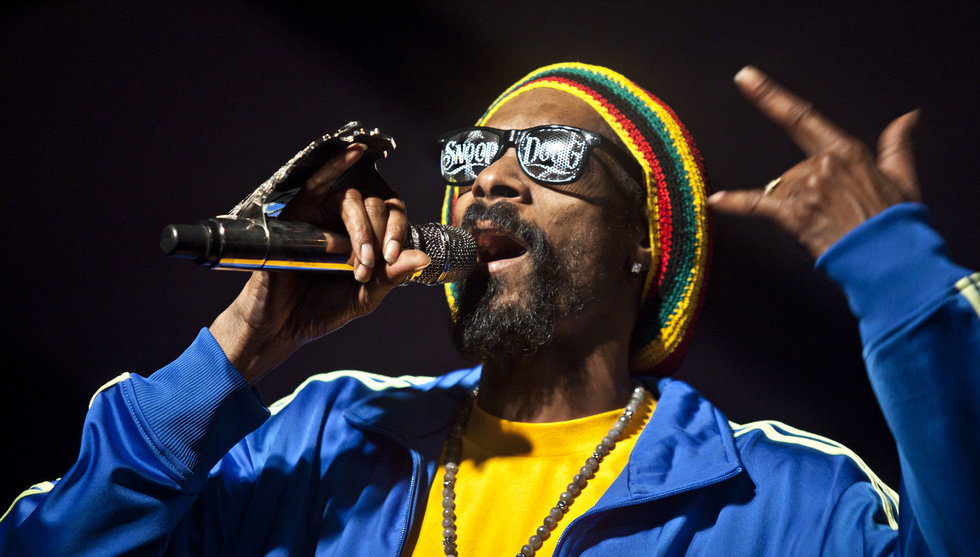 Breakit - Rapparen Snoop Dogg lanserar socialt medium för cannabis