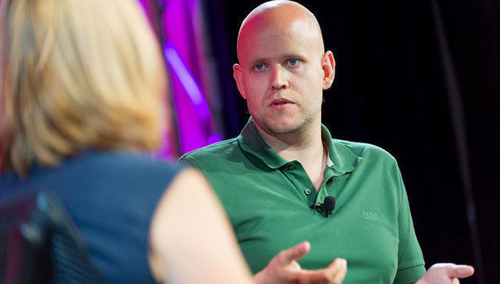 Breakit - Egna pengar räddningen för Spotify-grundaren Daniel Ek