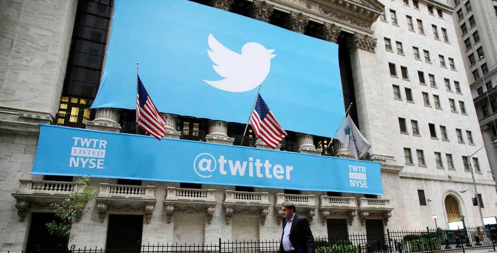 Breakit - Uppgifter: Twittertopp på väg att lämna
