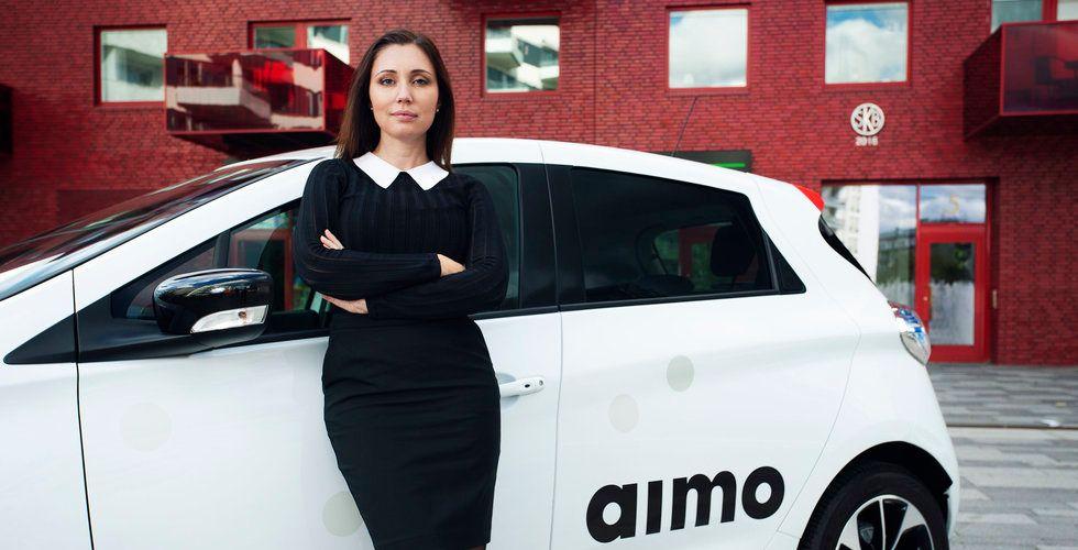 Breakit - Bildelningstjänsterna lade ned – så går det för utmanaren Aimo