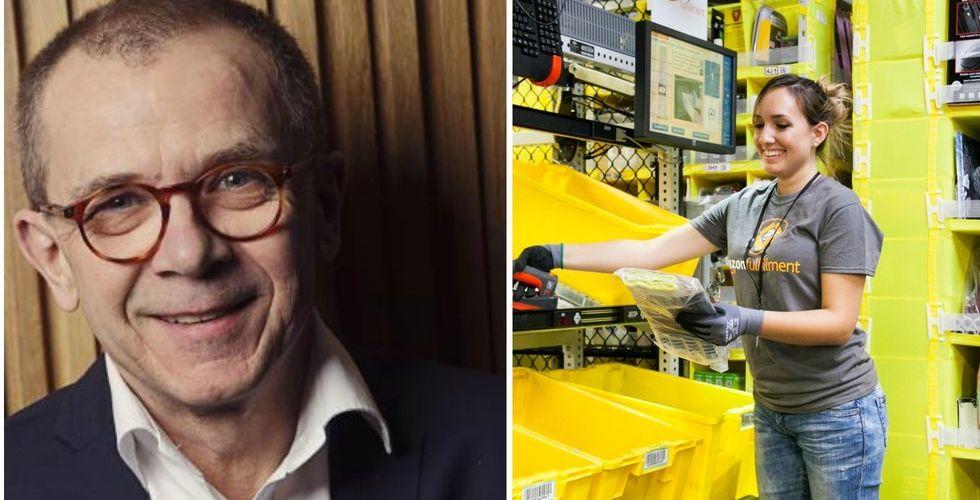 """Svenska e-handlare kommer påverkas mer av Amazon"""