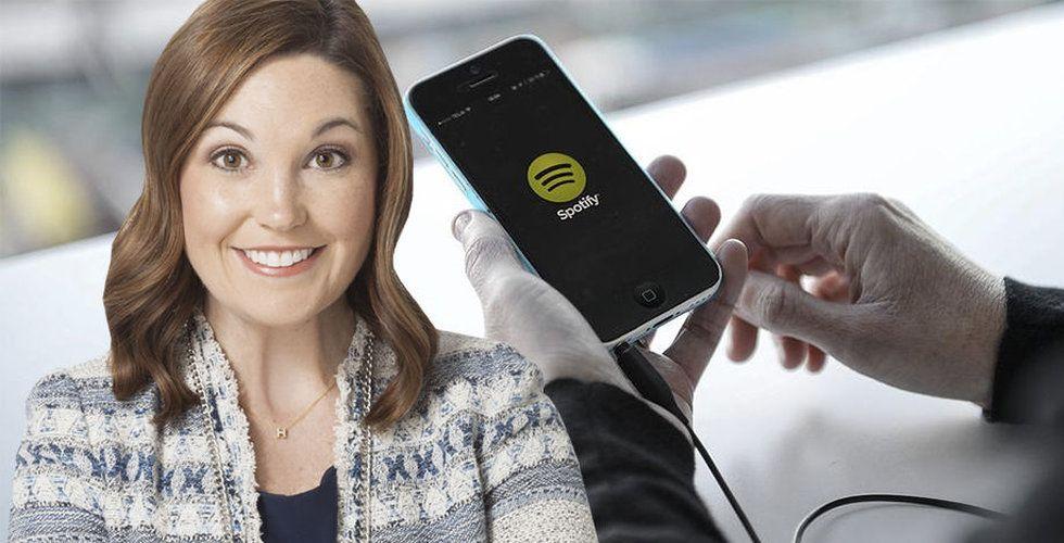 Breakit - Dustee Jenkins ska ratta Spotifys kommunikation inför börsnoteringen