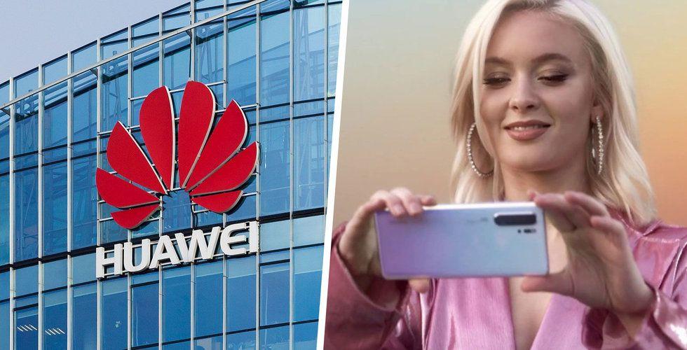 Svensk med en Huawei-mobiltelefon? Så påverkas du av Googles stopp