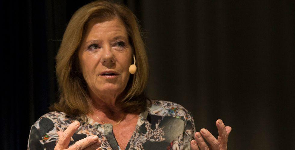 Efter turbulensen – Lena Apler miljonköper i sin digitala bank