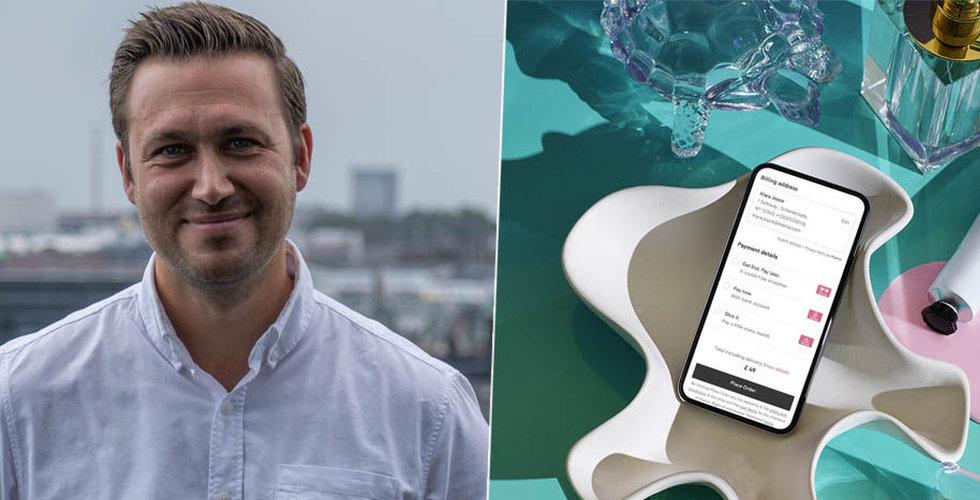 Joakim Lundberg ny Sverigechef på Klarna