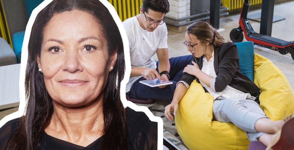 Nadia Lalami ska hjälpa Sveriges tech-bolag att hitta hem