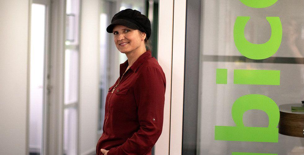 """Stina Ehrensvärd om uppköpsbud och börsen: """"Vi har en plan"""""""