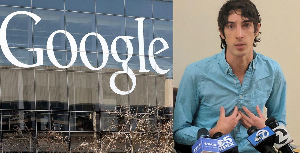 Breakit - Han stämmer Google – anklagas för att ha diskriminerat vita män