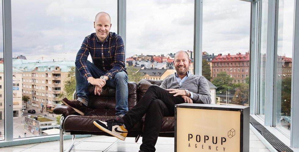 Popup agency vill motverka butiksdöden – backas av investerare