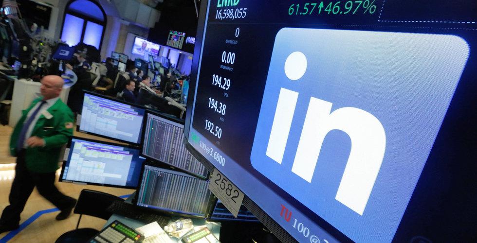 Microsoft utser hög LinkedIn-chef till sin nya teknikchef