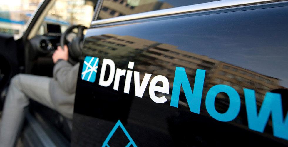 Breakit - BMW blir ensam ägare till bildelningstjänsten DriveNow