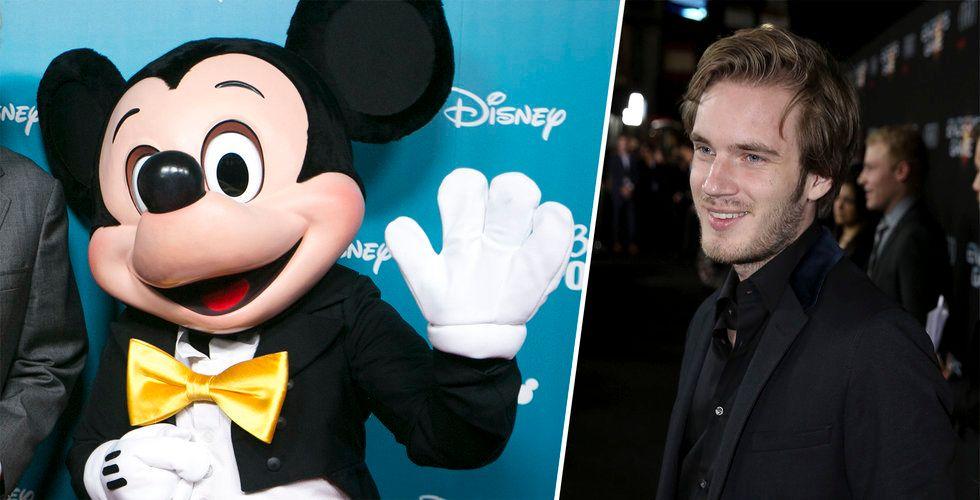 Breakit - Disney-bråket kostar Pewdiepie skjortan – dokument avslöjar stora värden
