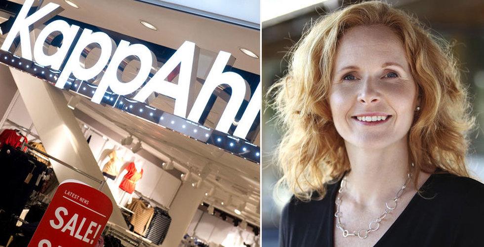 Lindex Sverigechef Elisabeth Peregi går till Kappahl