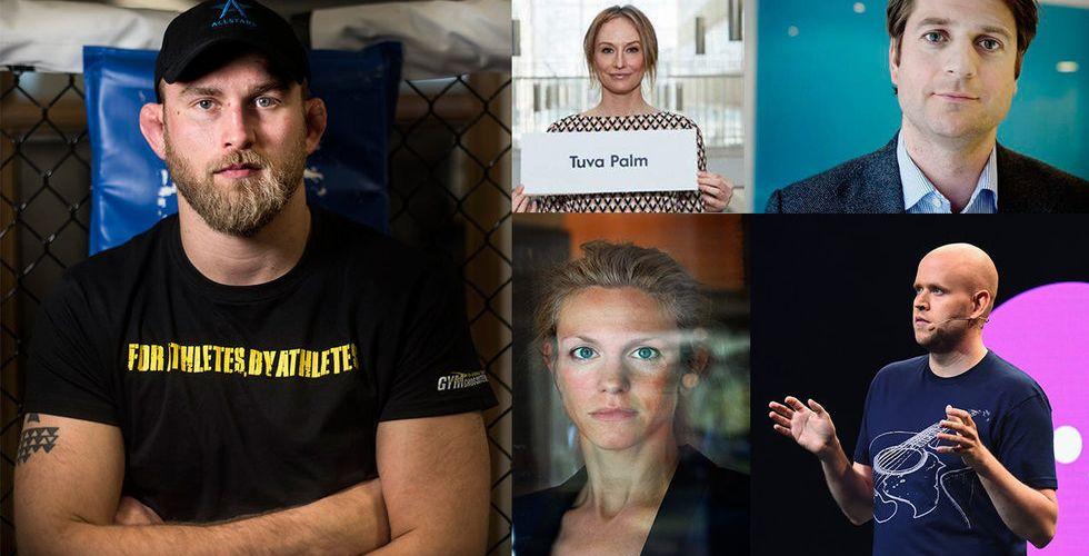 Sthlm Tech Fest tillbaka i höst – här är stjärnorna på årets gästlista