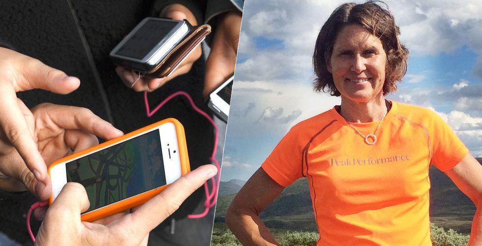 Breakit - Malin Sjöstrand knäckte koden – nu trendar skärmtids-appen Scriin på App Store