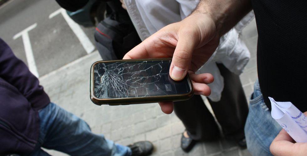 Apple arbetar med ny mobilskärm som ska vara svår att spräcka