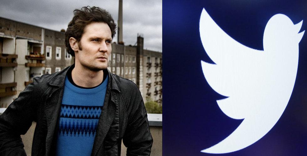 Twitters bakslag – torskade en halv miljard på svenskarnas musikstartup