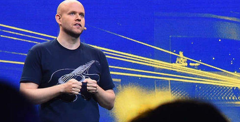Efter kritiken: Spotify-grundaren ber användarna om ursäkt