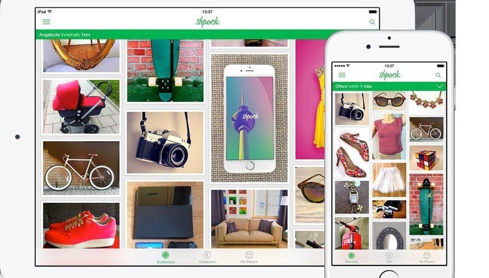 Breakit - Här är Blockets nya giv: lanserar svensk loppis-app för tonåringar