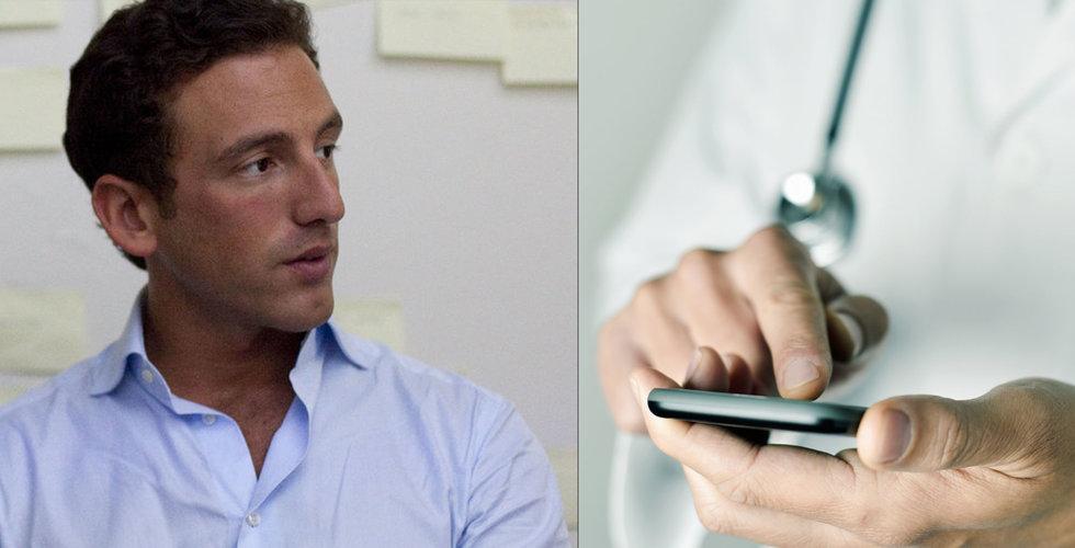 Breakit - Jonas Vig blir ny Nordenchef hos nätläkaren Min Doktor