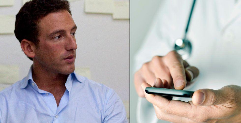 Jonas Vig blir ny Nordenchef hos nätläkaren Min Doktor