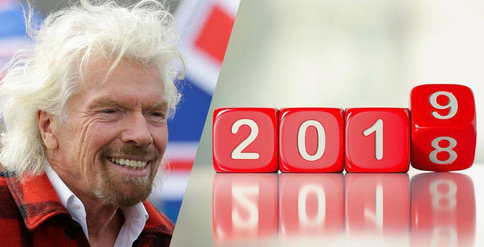 Richard Bransons 4 tips för att tvinga dig ur din komfortzon