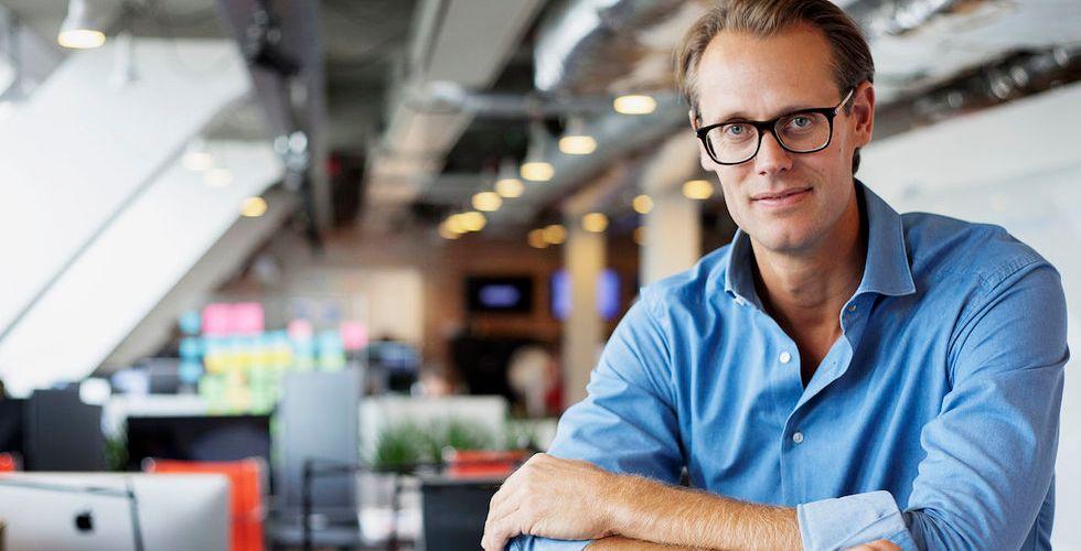 Breakit - Izettles vd Jacob de Geer: Därför kommer Swish inte att överleva