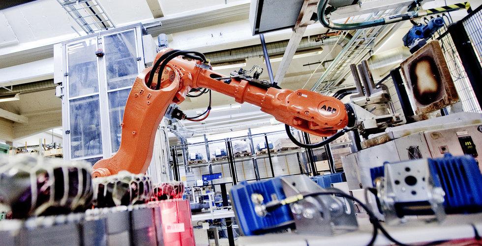 ABB ska bygga nya robotar i Kina – fabrik står klar 2020